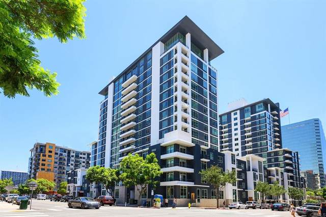 425 West Beech St #511, San Diego, CA 92101 (#PTP2105290) :: Doherty Real Estate Group