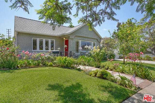 1120 Victoria Avenue, Venice, CA 90291 (#21760408) :: Powerhouse Real Estate