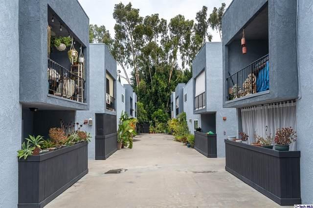 3015 Division Street #214, Los Angeles (City), CA 90065 (#320007065) :: Team Tami
