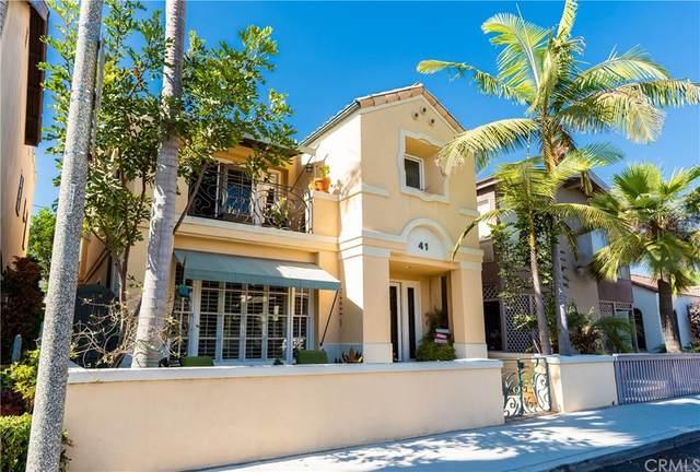 41 E Neapolitan Lane, Long Beach, CA 90803 (#OC21165593) :: Mint Real Estate