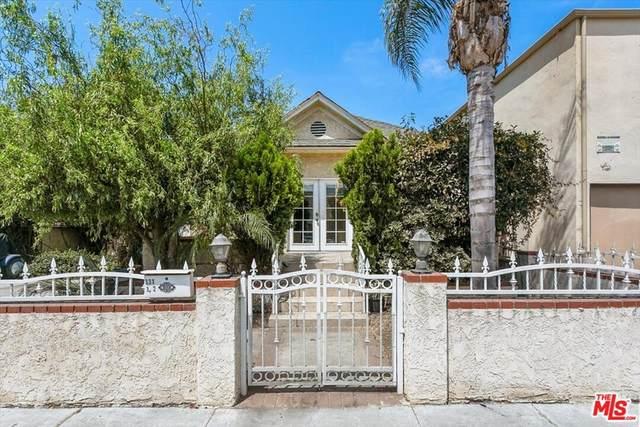 331 Daisy Avenue, Long Beach, CA 90802 (#21765782) :: Team Tami