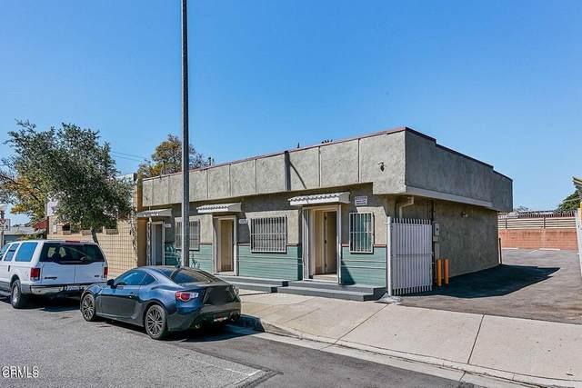 1521 Lincoln Avenue, Pasadena, CA  (#P1-5934) :: American Real Estate List & Sell