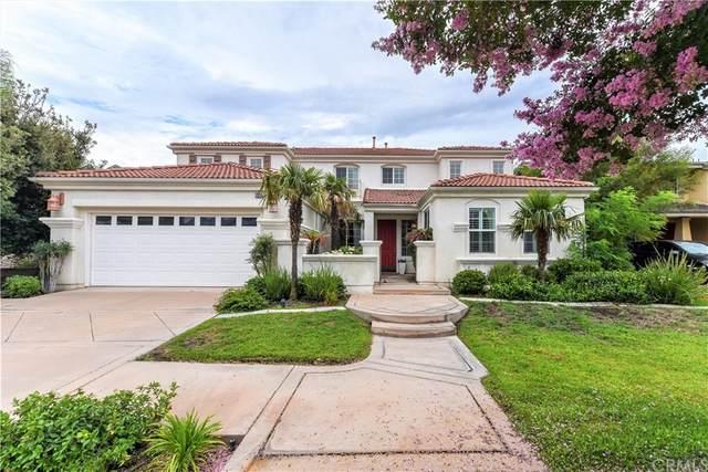 12255 Clydesdale Drive, Rancho Cucamonga, CA 91739 (#CV21164332) :: The Alvarado Brothers