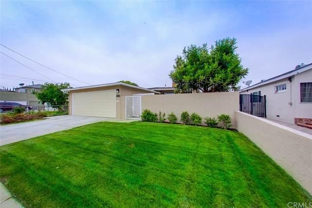 12309 Freeman Avenue, Hawthorne, CA 90250 (#SB21165595) :: Frank Kenny Real Estate Team