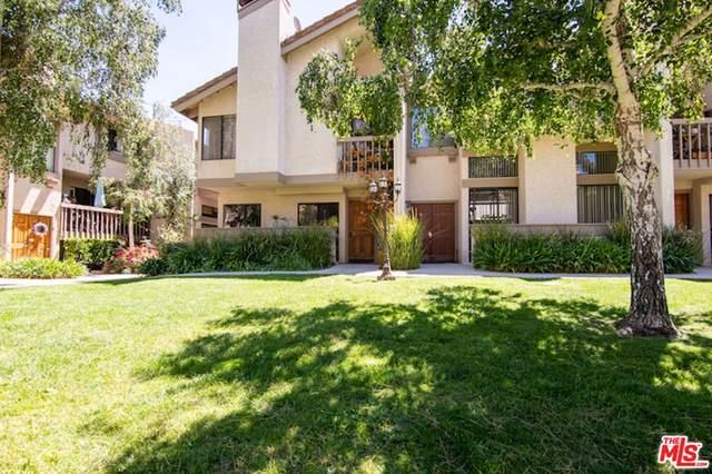 26002 Alizia Canyon Drive A, Calabasas, CA 91302 (#21766182) :: The Kohler Group