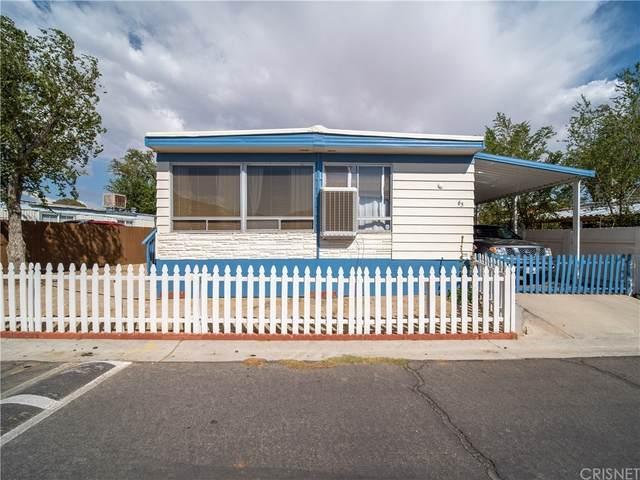 3300 15th Street W #65, Rosamond, CA 93560 (#SR21165622) :: Doherty Real Estate Group
