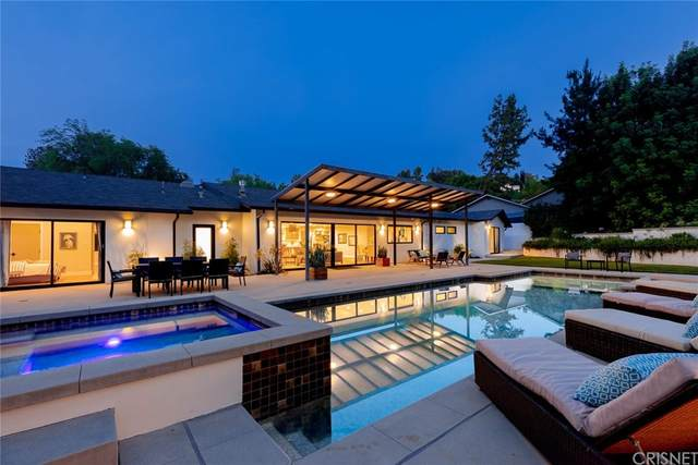 4955 Winnetka Avenue, Woodland Hills, CA 91364 (#SR21165516) :: Robyn Icenhower & Associates