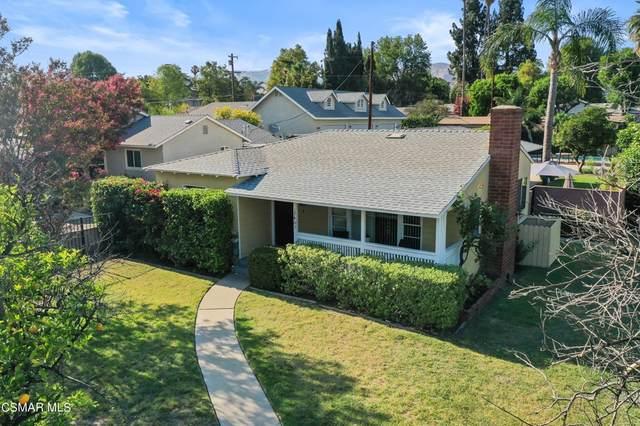 17403 Los Alimos Street, Granada Hills, CA 91344 (#221004128) :: Cochren Realty Team | KW the Lakes