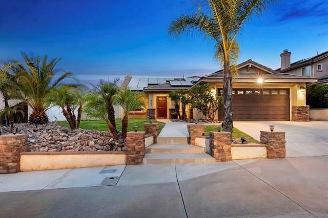 8562 E E County Dr, El Cajon, CA 92021 (#210021285) :: Eight Luxe Homes