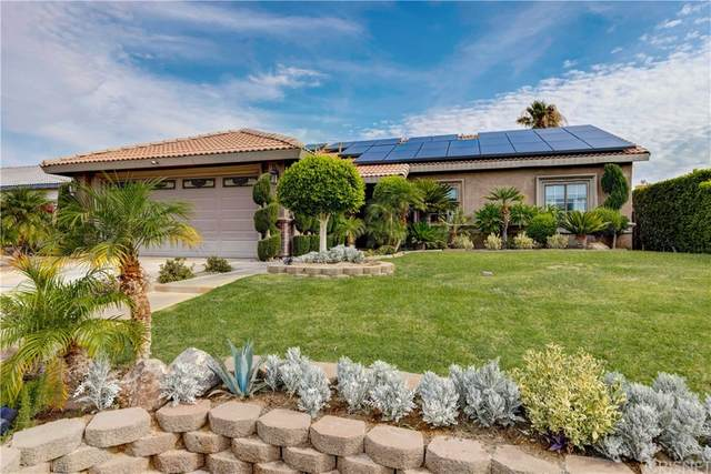 67960 Ontina Road, Cathedral City, CA 92234 (#SR21165350) :: Elevate Palm Springs