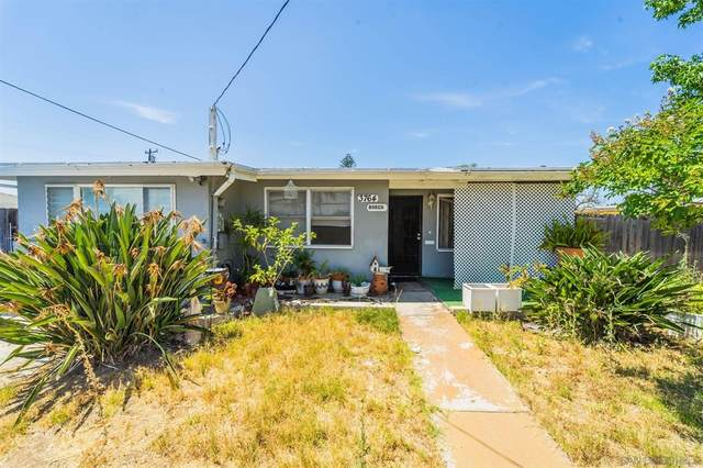 3764 Boren, San Diego, CA 92115 (#210021286) :: Latrice Deluna Homes