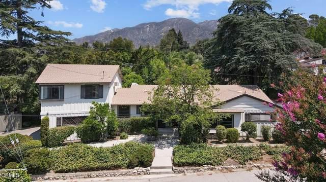 4740 Rosemont Avenue, La Crescenta, CA 91214 (#P1-5935) :: Mark Nazzal Real Estate Group