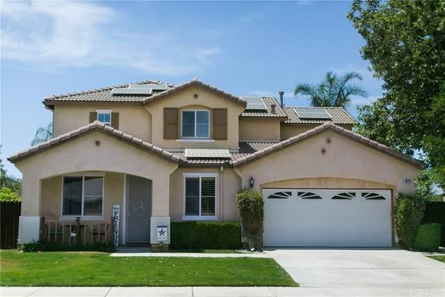 1649 S Monte Verde Drive, Beaumont, CA 92223 (#EV21165067) :: RE/MAX Empire Properties