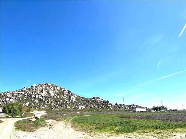 0 Palomar Road, Romoland, CA 92585 (#IV21165678) :: Hart Coastal Group