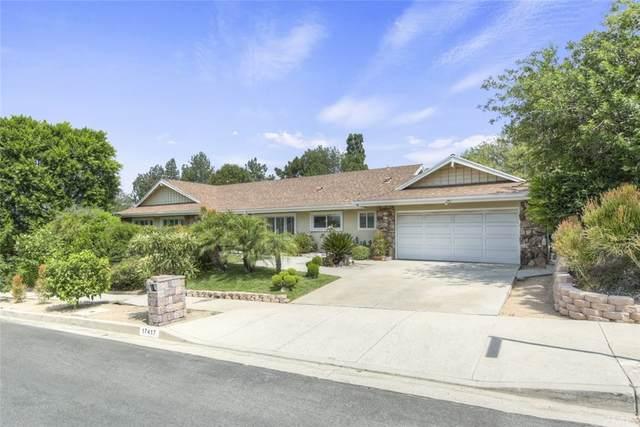 17417 Citronia Street, Northridge, CA 91325 (#BB21164506) :: Hart Coastal Group