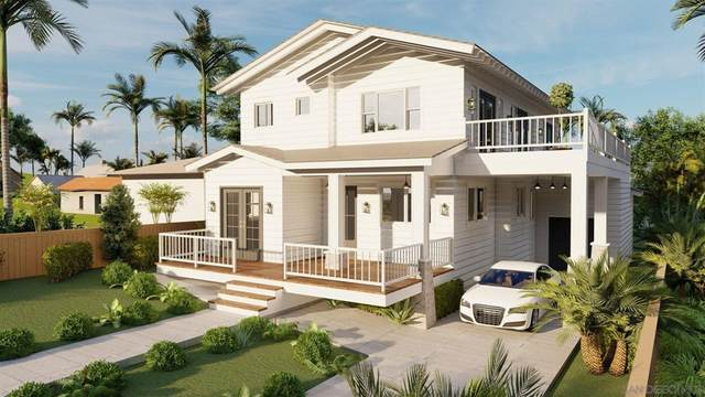 4521 Saratoga St, San Diego, CA 92107 (#210021298) :: RE/MAX Empire Properties