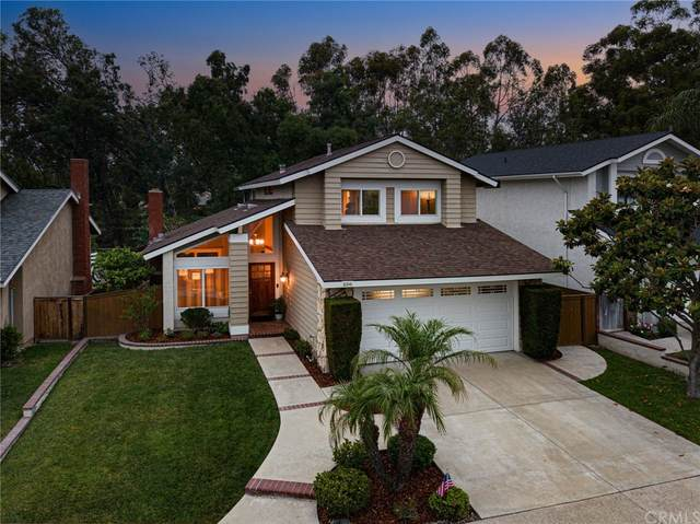 31941 Pleasant Glen Road, Rancho Santa Margarita, CA 92679 (#PW21165665) :: Plan A Real Estate