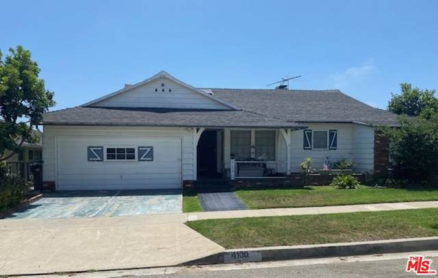 4130 Mount Vernon Drive, View Park, CA 90008 (#21766300) :: Jett Real Estate Group