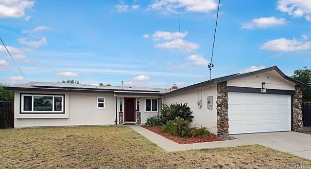 330 Acacia Place, Escondido, CA 92026 (#NDP2108776) :: Zutila, Inc.