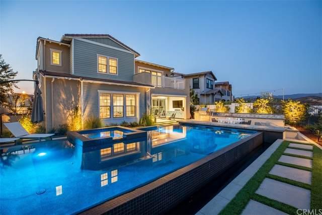 26 Cadencia Street, Rancho Mission Viejo, CA 92694 (#OC21164790) :: Hart Coastal Group