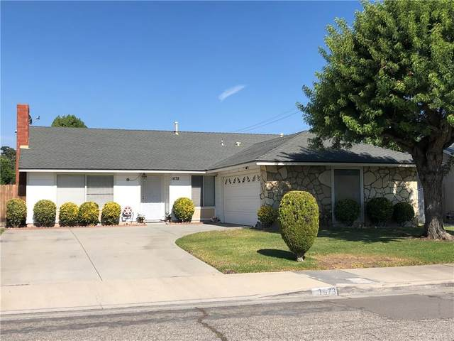 1678 Lawrence Place, Pomona, CA 91766 (#PW21165445) :: Realty ONE Group Empire