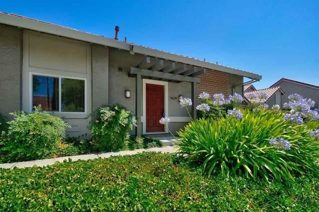 5629 Strawflower Lane, San Jose, CA 95118 (#ML81855737) :: Hart Coastal Group