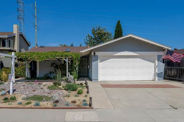 3771 Mount Ariane Drive, San Diego, CA 92111 (#PTP2105296) :: Realty ONE Group Empire