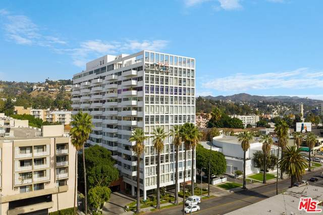 7135 Hollywood Boulevard #508, Los Angeles (City), CA 90046 (#21766208) :: Mint Real Estate