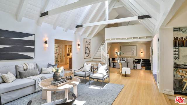 1136 Tower Road, Beverly Hills, CA 90210 (#21765940) :: Powerhouse Real Estate