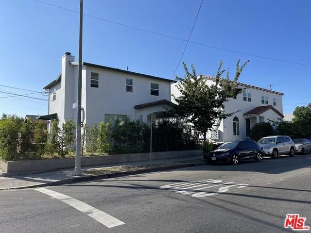 203 N Benton Way, Los Angeles (City), CA 90026 (#21766350) :: eXp Realty of California Inc.