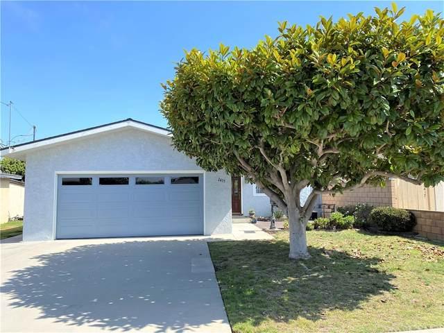 2415 Alvord Lane, Redondo Beach, CA 90278 (#SB21153531) :: Powerhouse Real Estate