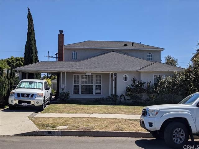 8065 Nardian Way, Los Angeles (City), CA 90045 (#SB21165311) :: Zutila, Inc.