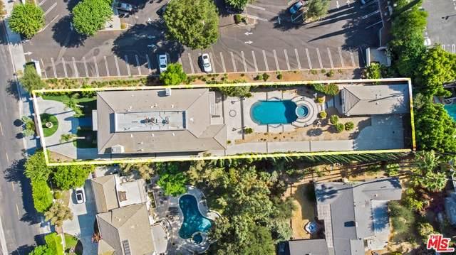 5035 N Amestoy Avenue, Encino, CA 91316 (#21766366) :: Mark Nazzal Real Estate Group