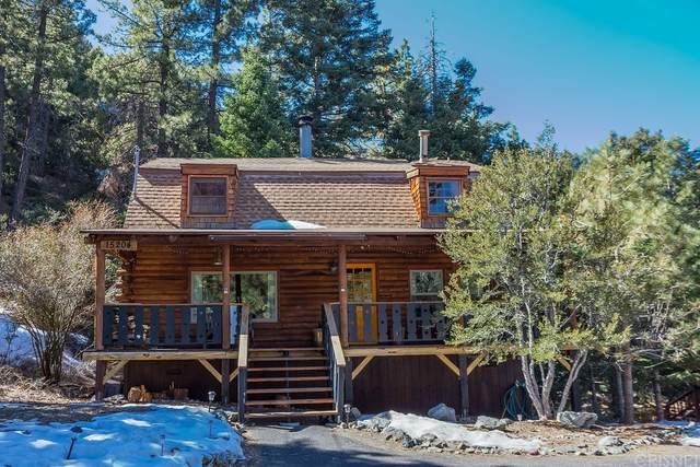 15204 Chestnut Drive, Pine Mountain Club, CA 93222 (#SR21165790) :: Powerhouse Real Estate