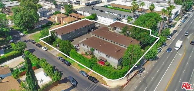 11908 Burbank Boulevard, Valley Village, CA 91607 (#21765600) :: Zutila, Inc.