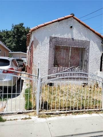 11607 School Street, Lynwood, CA 90262 (#DW21164838) :: Latrice Deluna Homes