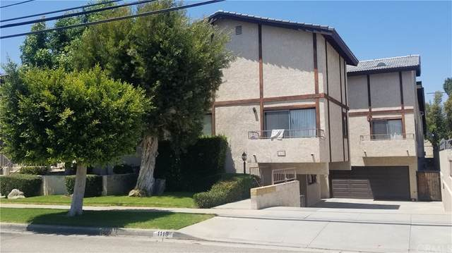1119 Magnolia Avenue #16, Gardena, CA 90247 (#PW21165743) :: Zutila, Inc.