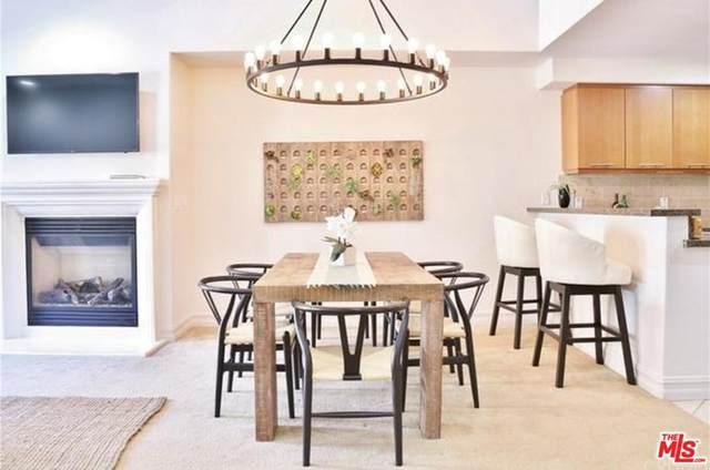 15248 Clark Street #105, Sherman Oaks, CA 91411 (#21766136) :: Latrice Deluna Homes