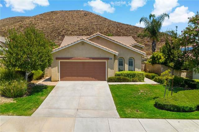 27906 Panorama Hills Drive, Menifee, CA 92584 (#SW21164645) :: Realty ONE Group Empire