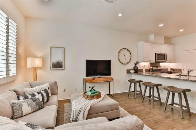 1911 Paseo Mandarina #10, Chula Vista, CA 91913 (#PTP2105298) :: Mark Nazzal Real Estate Group