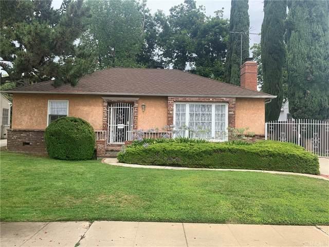 1351 Mount Vernon Drive, San Gabriel, CA 91775 (#OC21162867) :: Zen Ziejewski and Team