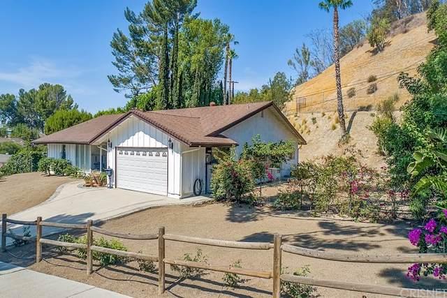 12021 Elnora Place, Granada Hills, CA 91344 (#SR21163453) :: Mark Nazzal Real Estate Group