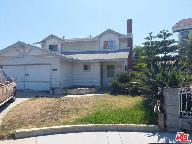 14019 Cadmus Avenue, Los Angeles (City), CA 90061 (#21766304) :: Brandon Hobbs Group