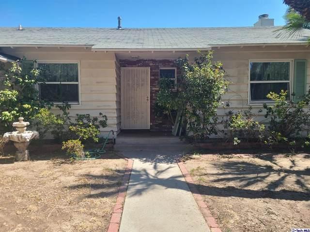 16538 San Fernando Mission Boulevard, Granada Hills, CA 91344 (#320005738) :: Brandon Hobbs Group