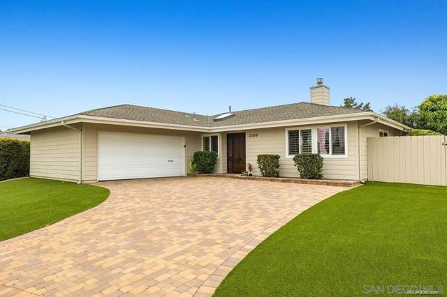 3350 Tulane Ct, San Diego, CA 92122 (#210021320) :: Eight Luxe Homes