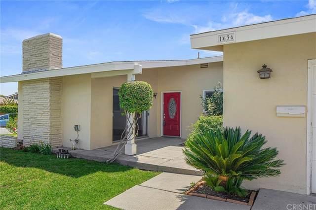 1636 Evergreen Avenue, Fullerton, CA 92835 (#SR21157855) :: Team Tami