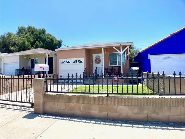 12334 212th Street, Hawaiian Gardens, CA 90716 (#SR21165898) :: Powerhouse Real Estate