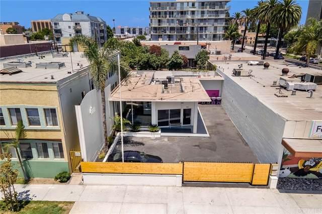 555 E 3rd Street, Long Beach, CA 90802 (#SB21165871) :: Team Tami