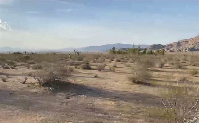 0 North Side Rd., Lucerne Valley, CA 00000 (#CV21165924) :: Cochren Realty Team | KW the Lakes