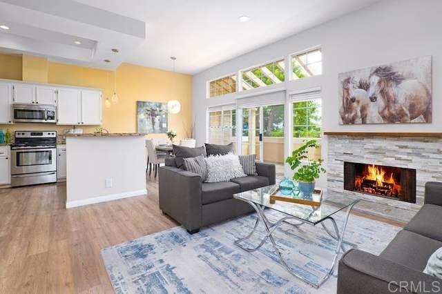 3053 Old Bridgeport Way, San Diego, CA 92111 (#NDP2108786) :: Mark Nazzal Real Estate Group